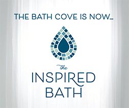 The Bath Cove is now the Inspired Bath