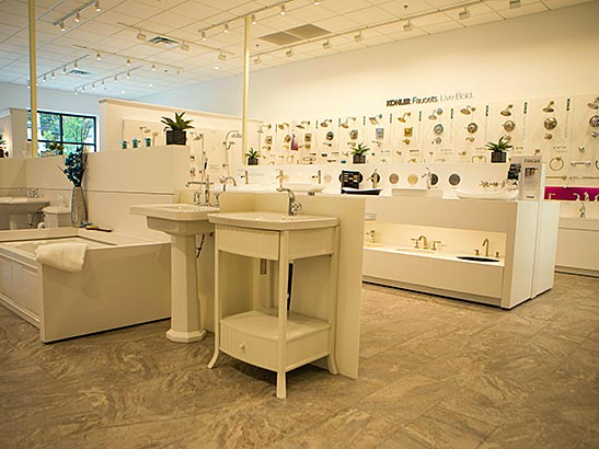 The Inspired Bath | Waltham, MA Showroom