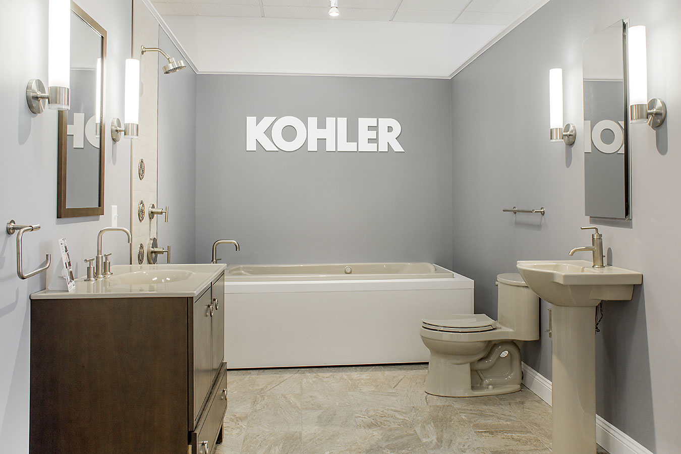 Superbe Showroom Gallery. The Inspired Bath