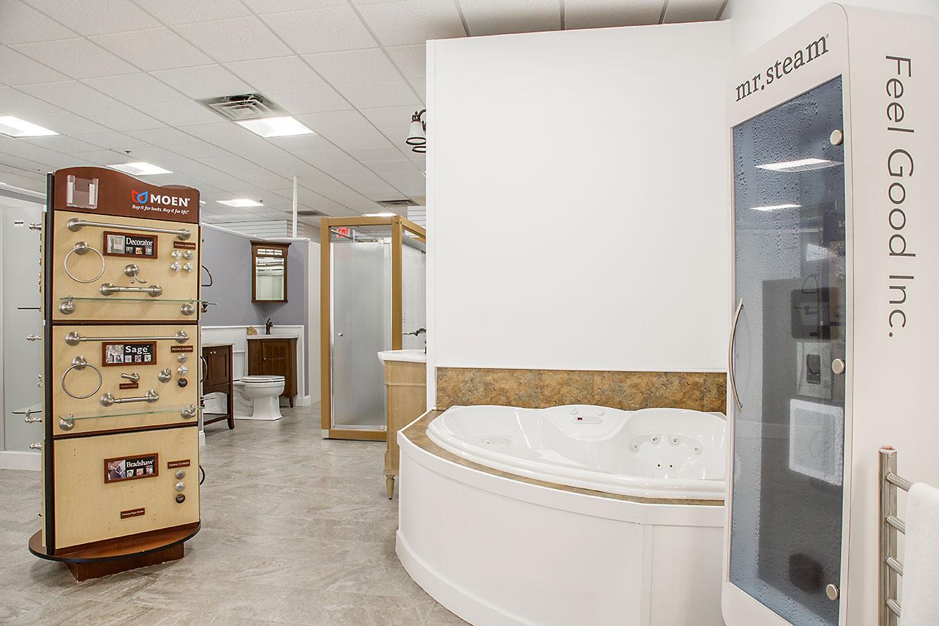 Showroom Gallery | Kitchen & Bath Showroom & Accessories: Dartmouth ...