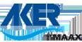 Aker by MAAX® logo