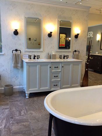 The Inspired Bath, Waltham, MA Showrooom