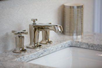 Kohler Margaux® widespread faucet