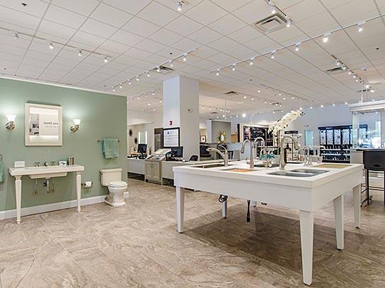 The Inspired Bath   Waltham, MA Showroom
